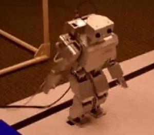 El Robot Comandado por la Mente